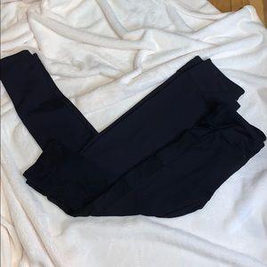 Bundle of Black Leggings Size Medium